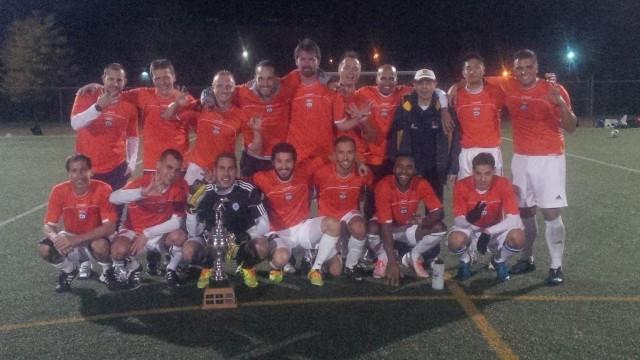 TSSL CUP Champion 2015